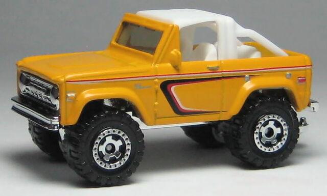 File:72 ford bronco yellow.jpg