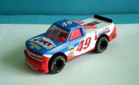 Chevrolet Super Truck (1997 Blue))