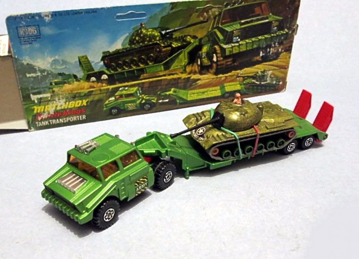 Tank Transporter K 106 Matchbox Cars Wiki Fandom