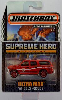 SUPREME HERO Chevrolet Suburban
