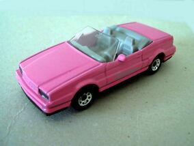 Cadillac Allante (Pink)