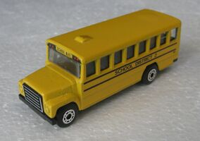 School Bus (MB157, yellow)