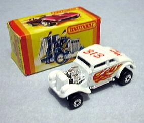 33 Willys Street Rod (1982)
