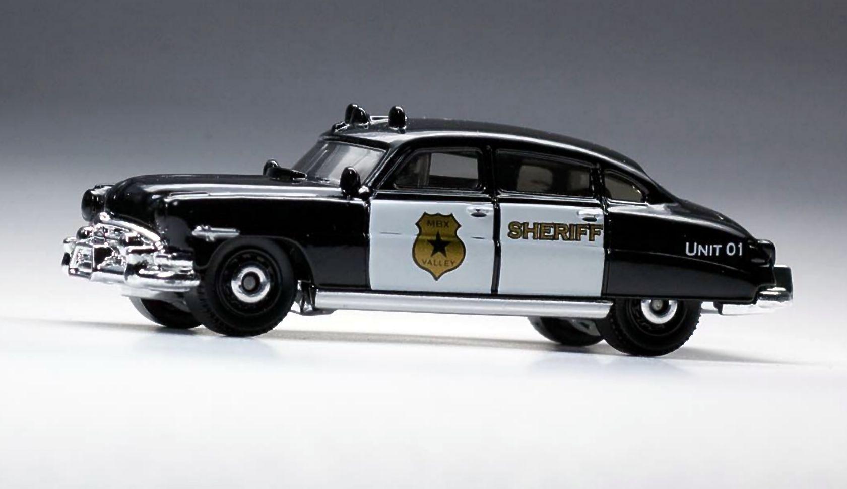 Image - Hudson Hornet Police Car (2017).jpg | Matchbox ...