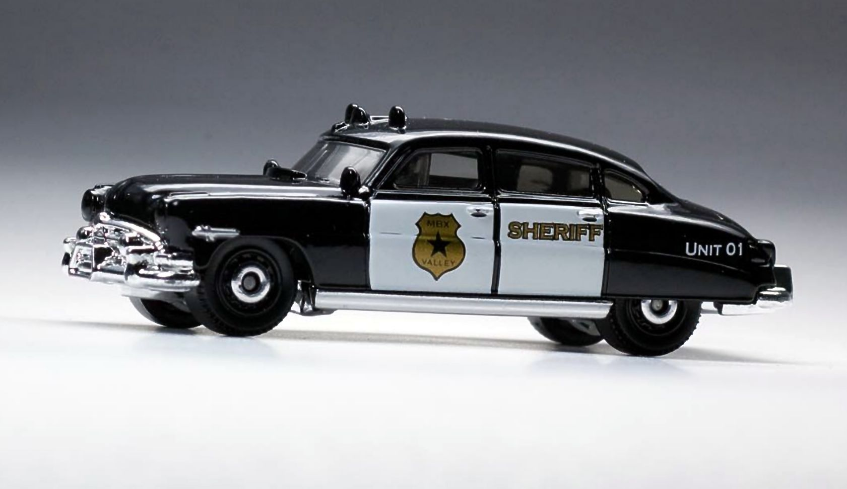 Image - Hudson Hornet Police Car (2017).jpg   Matchbox Cars Wiki   FANDOM powered by Wikia