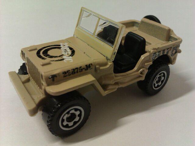 File:2010 Jeep Willys Tan.jpg