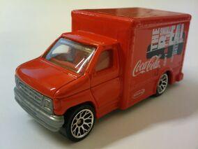 Coca Cola Ford