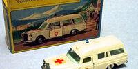 Mercedes Benz Ambulance (King Size)