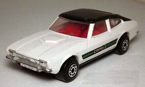 Ford Capri II (Speed King)