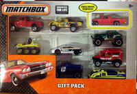 9 Pack 2016 Chevy El Camino (Exclusive)