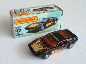 Sun Burner (1982-83)