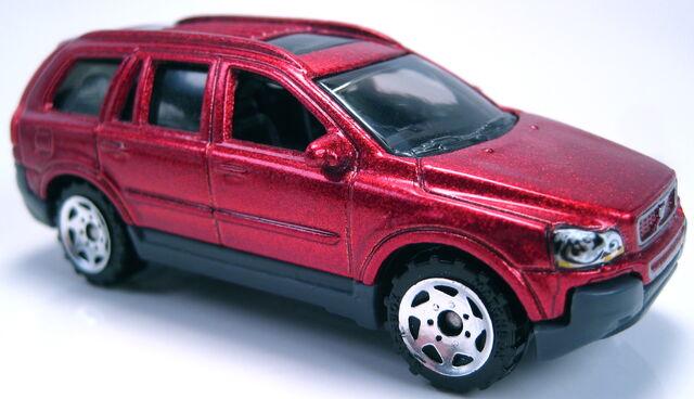 Image Volvo Xc90 Red Metallic Jpg Matchbox Cars Wiki Fandom Powered By Wikia