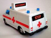Bedford Emergency Van (Rear)