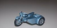Triumph Motorcycle & Sidecar