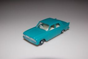 33b ford zephyr 6 mkiii