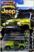 Jeep 75th Anniversary Jeep Wrangler 1998