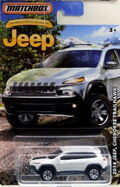 Jeep 75th Anniversary Jeep Cherokee Trailhawk