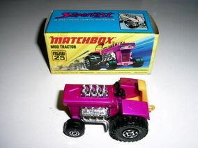 Mod Tractor (MB 25)