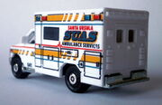 Ford E-350 Ambulance (2015)