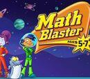 Math Blaster ages 5-7