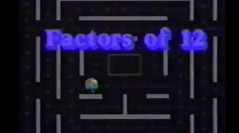Square One TV - Mathman Factors Of 12