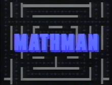 Mathman Title Card