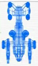 Caduceus blueprint