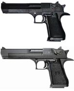 Desert Eagle Mark I and VII
