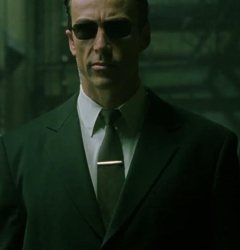 Agent Johnson Matrix Wiki Fandom Powered By Wikia