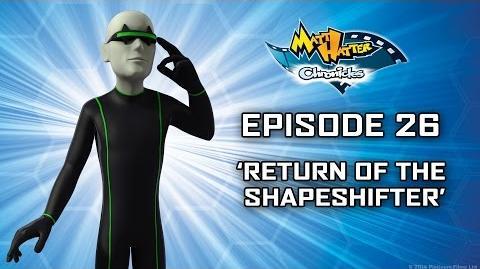 Return Of The Shape Shifter
