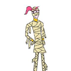 Roxie as Cleo Farr