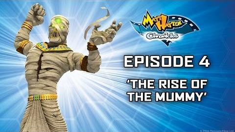 The Rise Of The Mummy