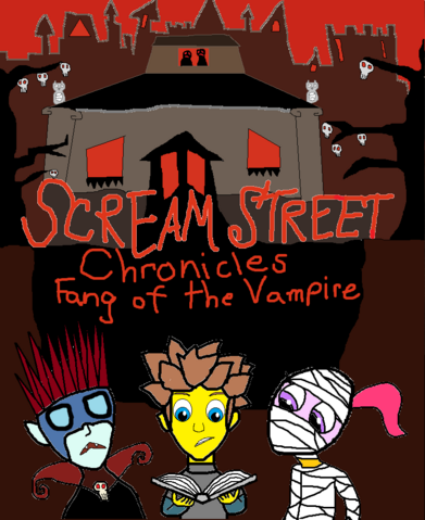 File:Matt Hatter Chronicles x Scream Street Book Cover 1.png