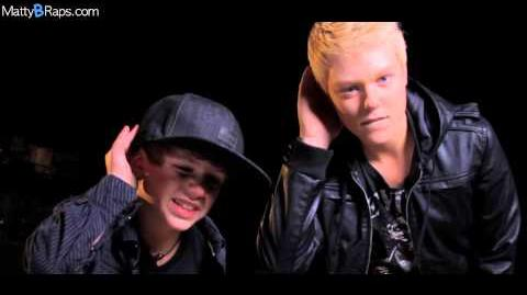 Fun. Some Nights (MattyBRaps Cover ft