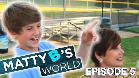 "MattyB's World - Episode 5 ""The Golden Egg"""