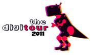 The Digitour logo 2011