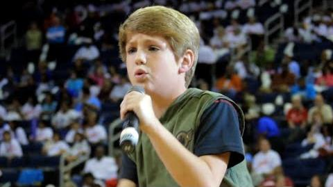 MattyB LIVE at WNBA Finals Halftime Show (Atlanta Dream Game 3)
