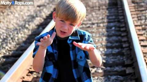 7 Year Old Raps Ke$ha - We R Who We R by MattyBRaps