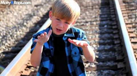7 Year Old Raps Ke$ha - We R Who We R by MattyBRaps