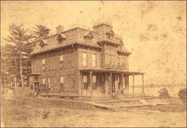 Macord house 1800s
