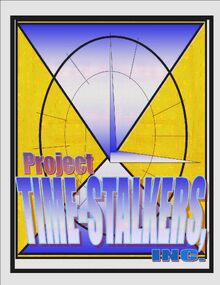 Project;Time Stalkers,Inc logo earth 1932