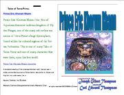 Publication1Prince Eric Khorum Rhann Lobby Card 1x