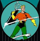 Golden Age Aquaman Trident