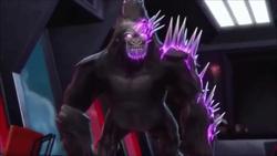 Max Steel Reboot Extroyer Gorilla
