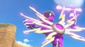 Rayne and lightning spear