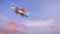 Turbo Prime Mode flying