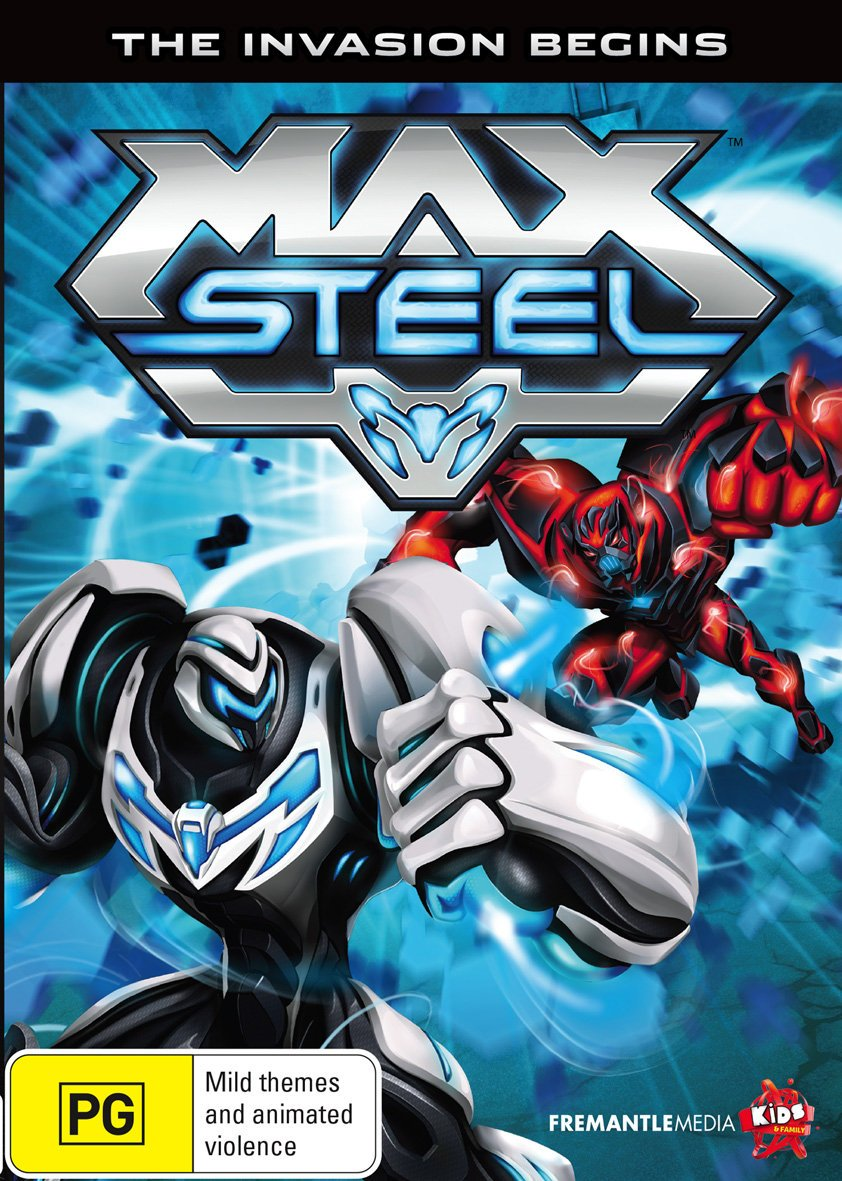 Max Steel The Invasion Begins