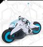 Max TOYS Thumb Vertical bike tcm421-111481