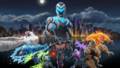 Max Steel and Villains