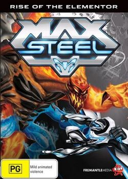 Max Steel The Rise of Elementor